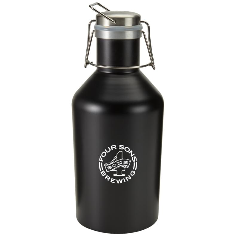 64 oz. Insulated Stainless Steel Growler