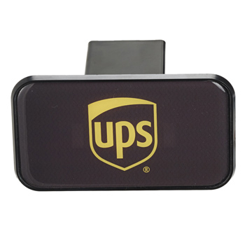 Rectangle Trailer Hitch Cover