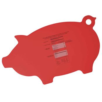 Flex-It™ Piggy Cutting Board