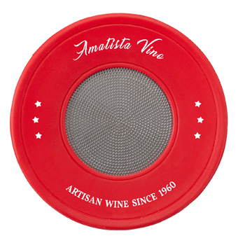 Ventilated Silicone Wine Glass Cover