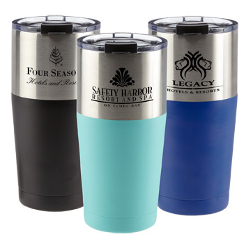 18 oz. Whistler Stainless Steel Tumbler
