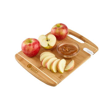 Bamboo Sharpen-It™ Cutting Board