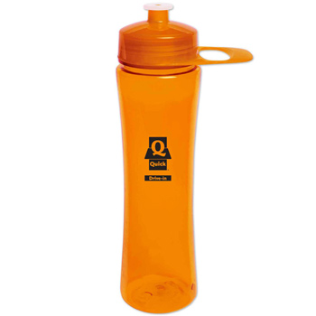 24 oz. PolySure™ Exertion Bottle W/Grip