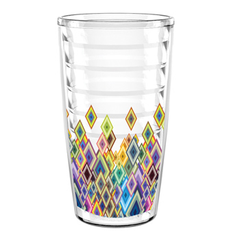 16 oz. Tritan™ USA Diamond Mosaic
