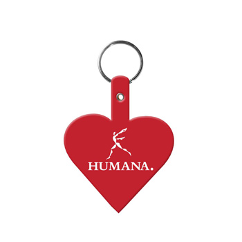 Heart Flexible Key-Tag