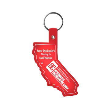 California Flexible Key-Tag